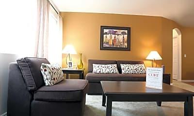Living Room, Mayflower Harbor, 1