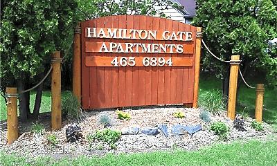 Community Signage, 170 S Fisk St, 0