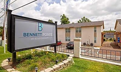 Community Signage, Bennett Pointe Apartments, 2