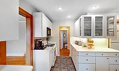 Kitchen, 94 Heath Street, Unit 3, 0