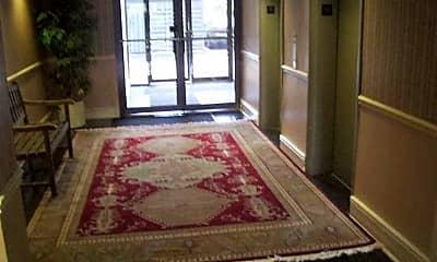 Foyer, Entryway, Hampshire House, 1