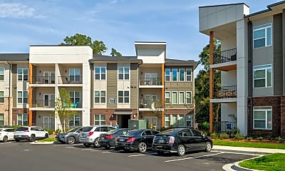 Building, Cortland Peachtree Corners, 0