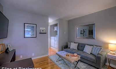 Living Room, 124 S 39th St, 1