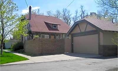 Building, 867 N Ogden St, 2