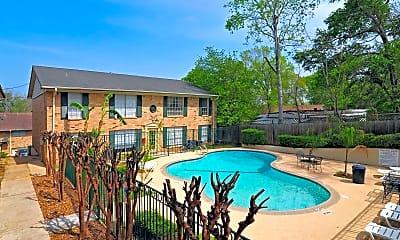 Pool, Hillside, 0