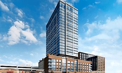 Building, 2103 Elliston Pl, 2