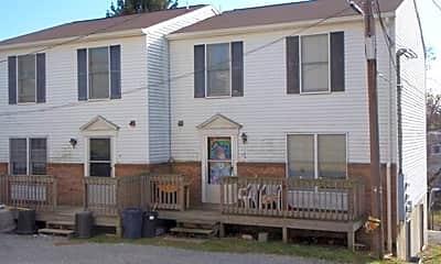 Building, 1107 Burns St, 0