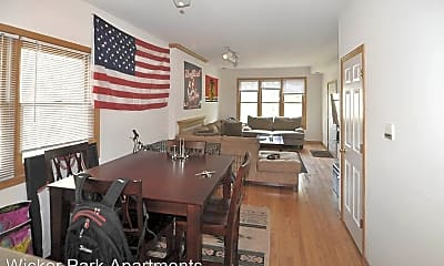 Dining Room, 2147 W Crystal St, 1