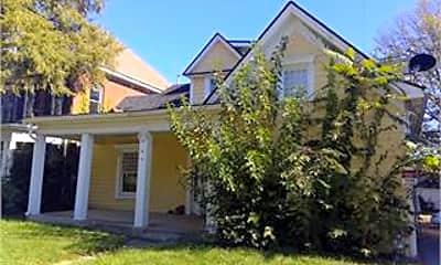 Building, 215 E Maxwell St, 0