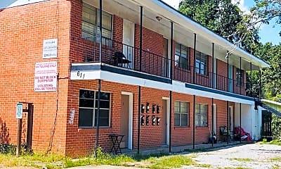 Building, 611 Tulane Ave, 0