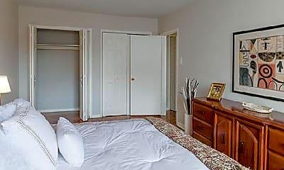 Bedroom, 5000 Woodbine Ave, 1