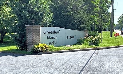 Greenleaf Manor, 1