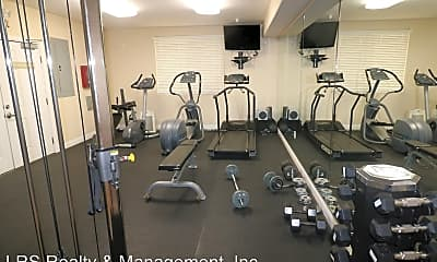 Fitness Weight Room, 4724 Kester Ave, 2