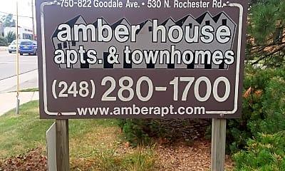Amber Elm Townhouses, 1