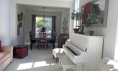Living Room, 4472 Camino De La Rosa, 1
