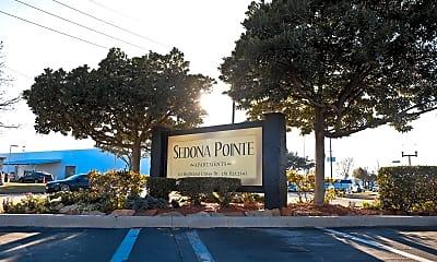 Community Signage, Sedona Pointe, 1