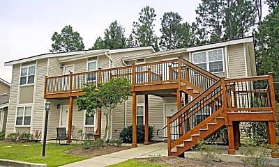 Building, Meadowbrook Apartments, 1