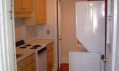Kitchen, 517 Willoughby, 1