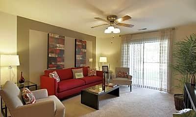 Living Room, Woodbridge Station, 1
