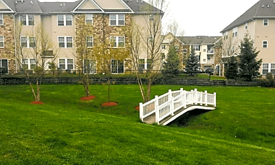 Building, Springfield Gardens, 1