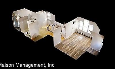 Living Room, 19 Portsmouth Terrace, 1