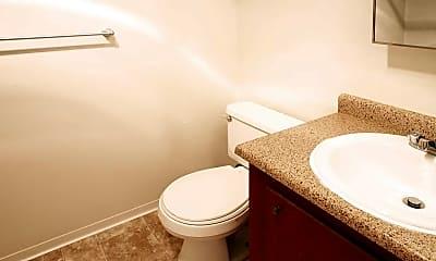 Bathroom, Sherwood Gardens, 2