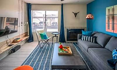 Living Room, 5146 E Oak St 108, 0
