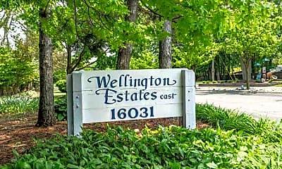 Community Signage, Wellington Estates, 0