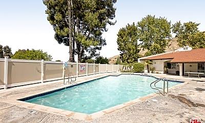 Pool, 9761 Via Pavia, 2