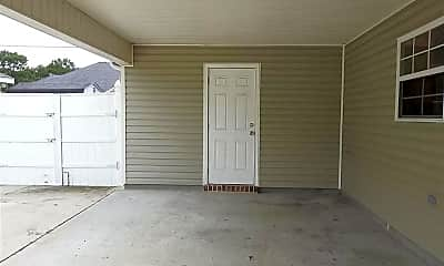 Patio / Deck, 333 Jennifer st, 1