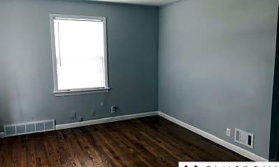 Bedroom, 4319 Burt St, 1