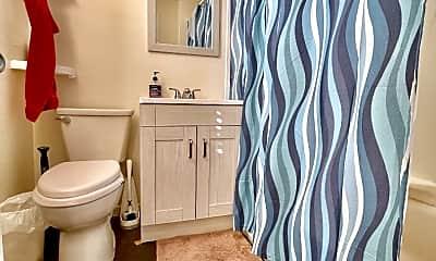 Bathroom, 117 Waverly Ave 1, 2