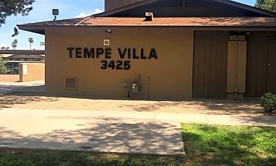 Tempe Villa, 1