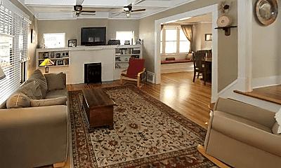 Living Room, 1405 S Adams St, 1