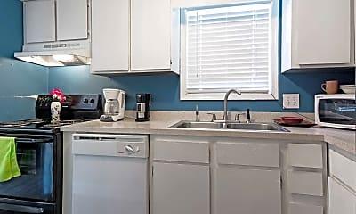 Kitchen, Ridge Stone Townhomes, 1