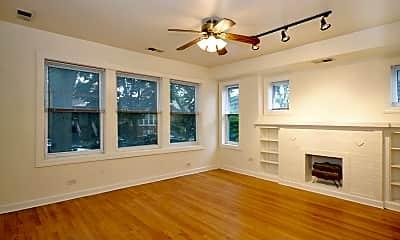 Bedroom, 4654 N Avers Ave Apt: 3, 0