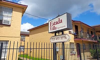 Estada Villa, 1