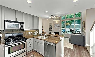 Kitchen, 1240 India St 103, 0