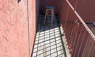 Patio / Deck, 3532 Wharton St, 2