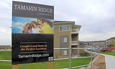 Community Signage, Tamarin Ridge, 2