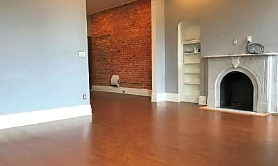 Living Room, 1609 Bolton St, 1