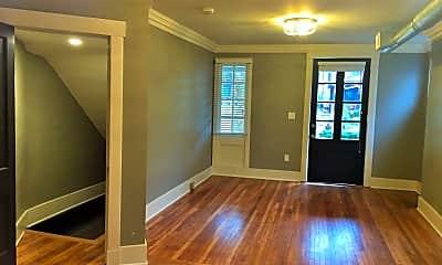 Living Room, 6329 Bartlett St, 2