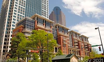 Building, 435 S Tryon St 608, 0