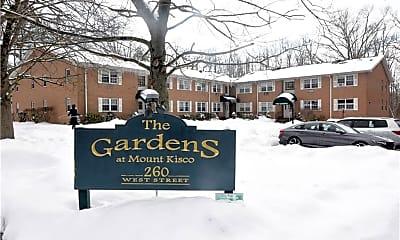Community Signage, 260 West St, 0