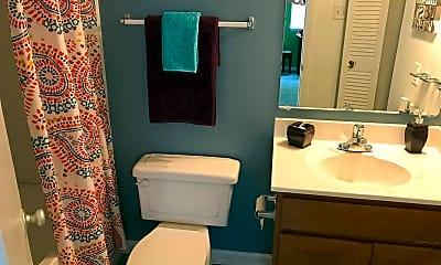 Bathroom, Patriots Crossing, 2