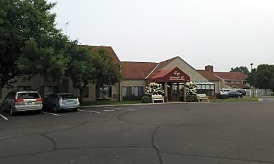 Centennial Villa Apartments, 1