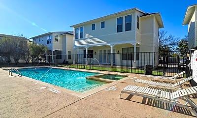 Pool, Twenty Twenty Cottages, 1