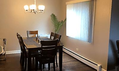 Dining Room, 3617 Central Rd, 0