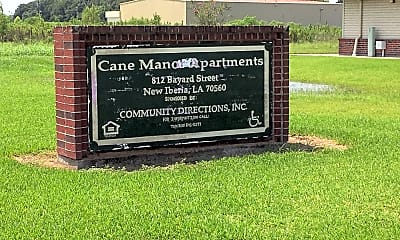 Cane Manor Apartments, 1