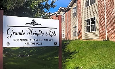 Granite Heights Apartments, 1